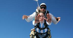 parachuting argentina